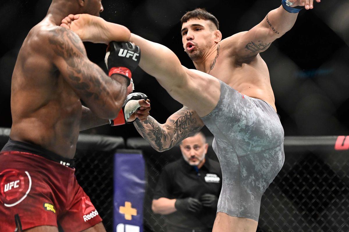 MMA: UFC Fight Night-Stockholm Manuwa vs Rakic