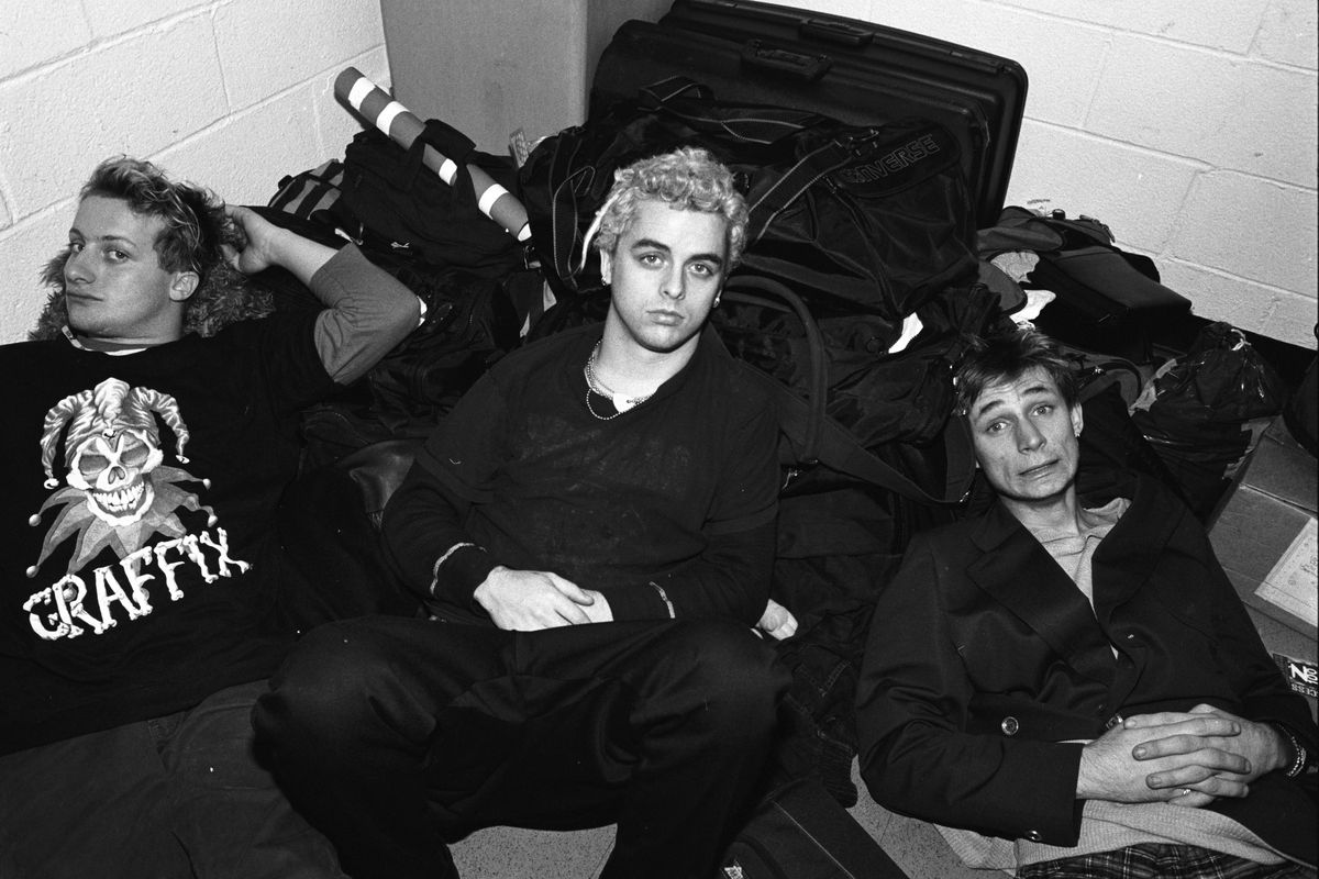 Green Day in 1994