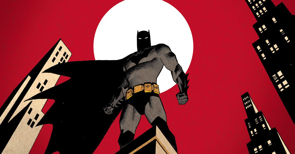 Batman: The Animated Series creator will continue the show — in comics