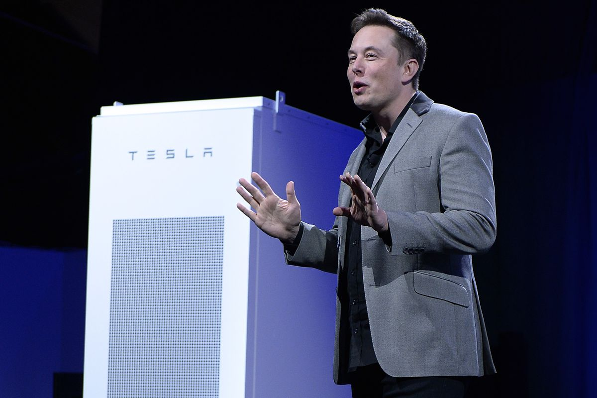 Tesla to build world's largest lithium-ion battery in Australia