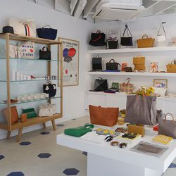 Find the accessories maven's full range of colorful carryalls, luxe leather goods, and more.