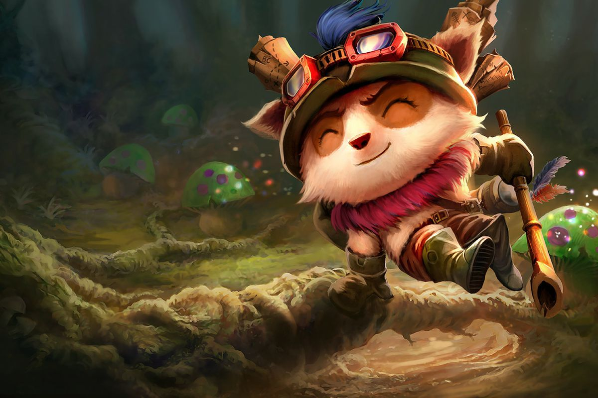 The History Of Teemo The Swift Scout The Rift Herald