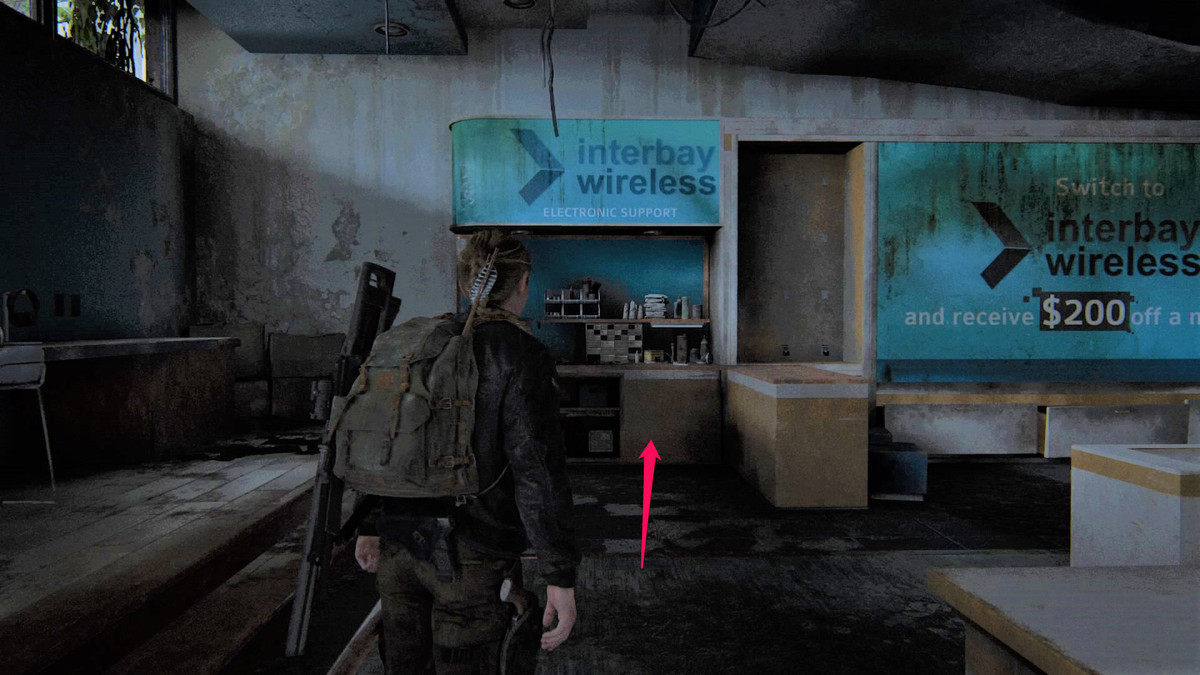 The Last of Us Part 2 Seattle Day 2 Abby The Shortcut Workbench 1