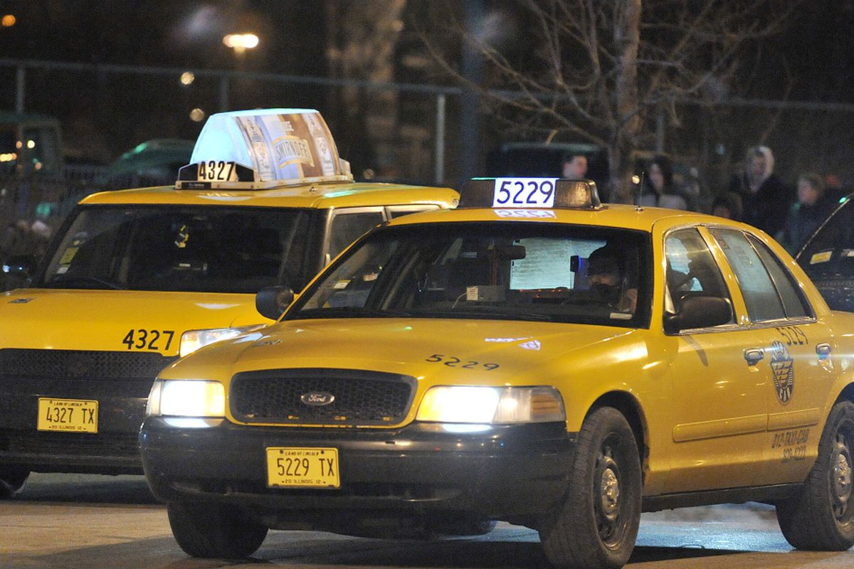 Two taxi drivers were robbed at gunpoint June 23, 2020, and July 1, 2020, in Lawndale on the West Side.