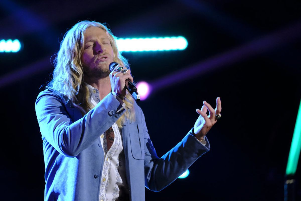 The Voice' 2021 finale: Will Jordan Matthew Young win? How to vote -  Deseret News