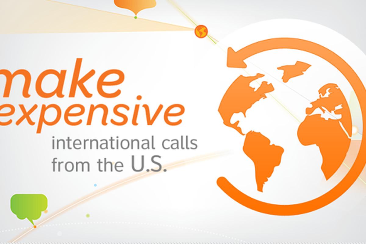 Call International header