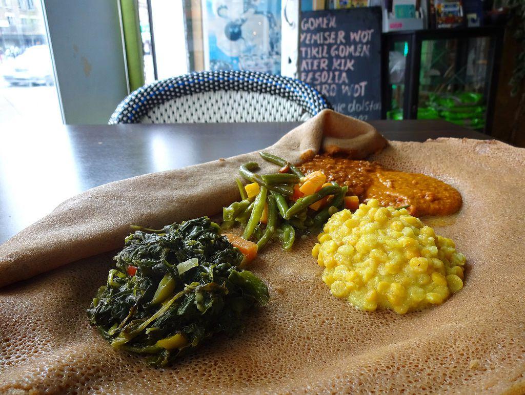 Best east African restaurants in London: Andu in Dalston