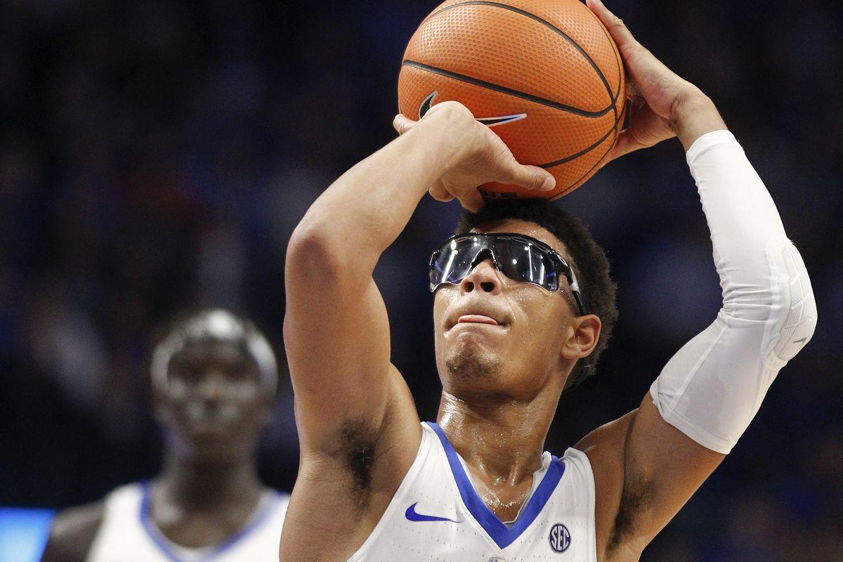 NCAA Basketball: Virginia Tech at Kentucky