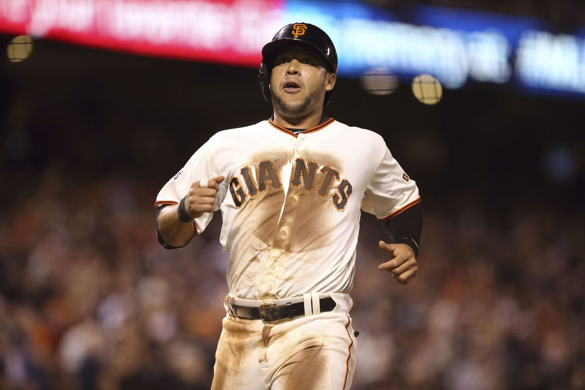 I forgot to mention Gregor Blanco in the recap below. Please forgive me. He's energized and fun to root for.