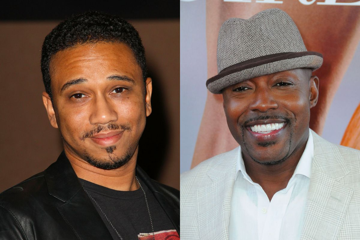 Aaron McGruder and Will Packer