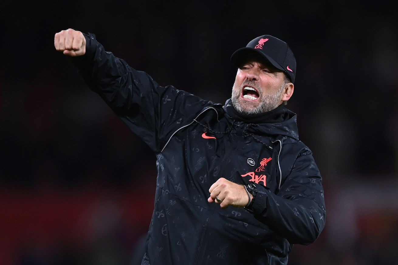 Liverpool's Humbling of United Highlights Underrated Klopp Skill