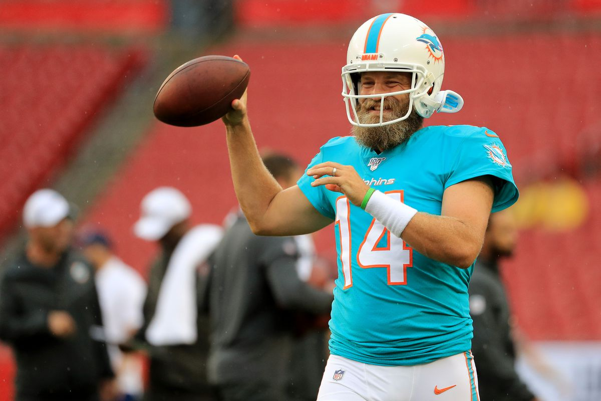 c1ed14ba A look at the Miami Dolphins' depth chart ahead of their Week 3 ...