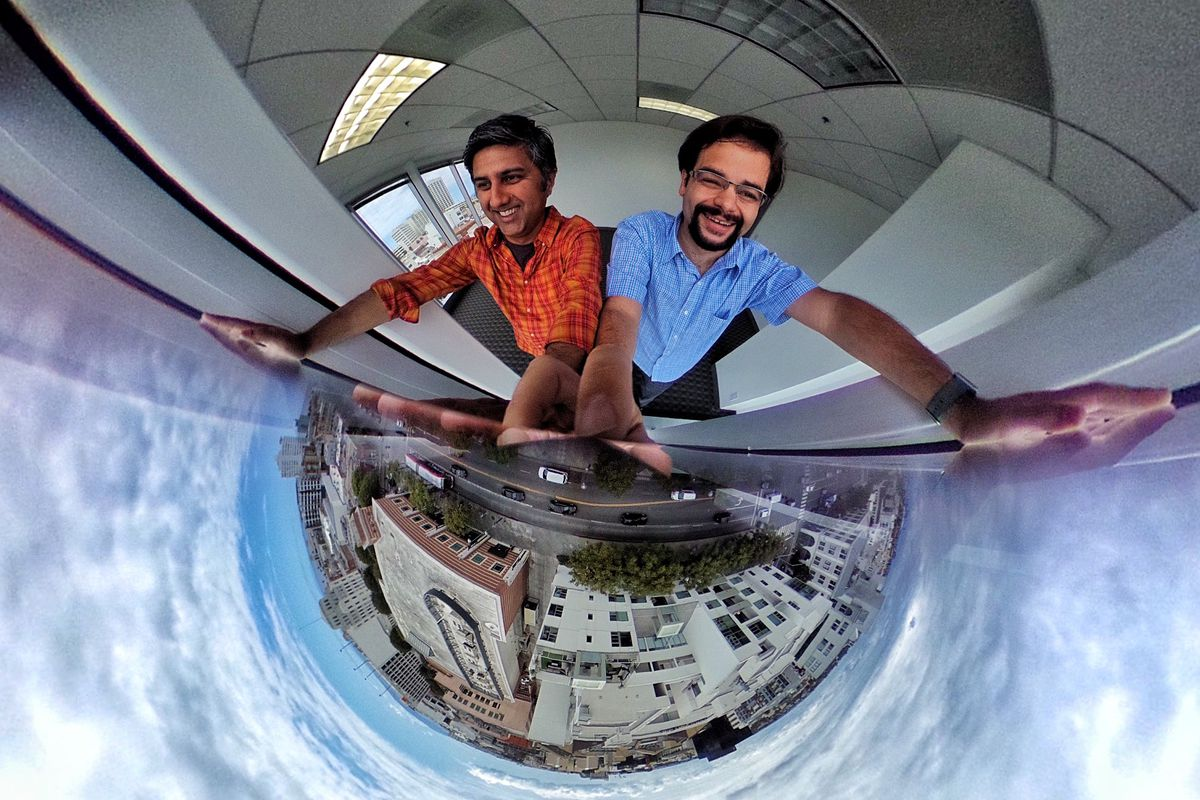 Meet the duo who left DreamWorks for their own virtual reality startup