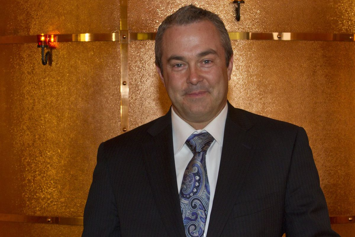 Brad Brown, general manager at SW Steakhouse.
