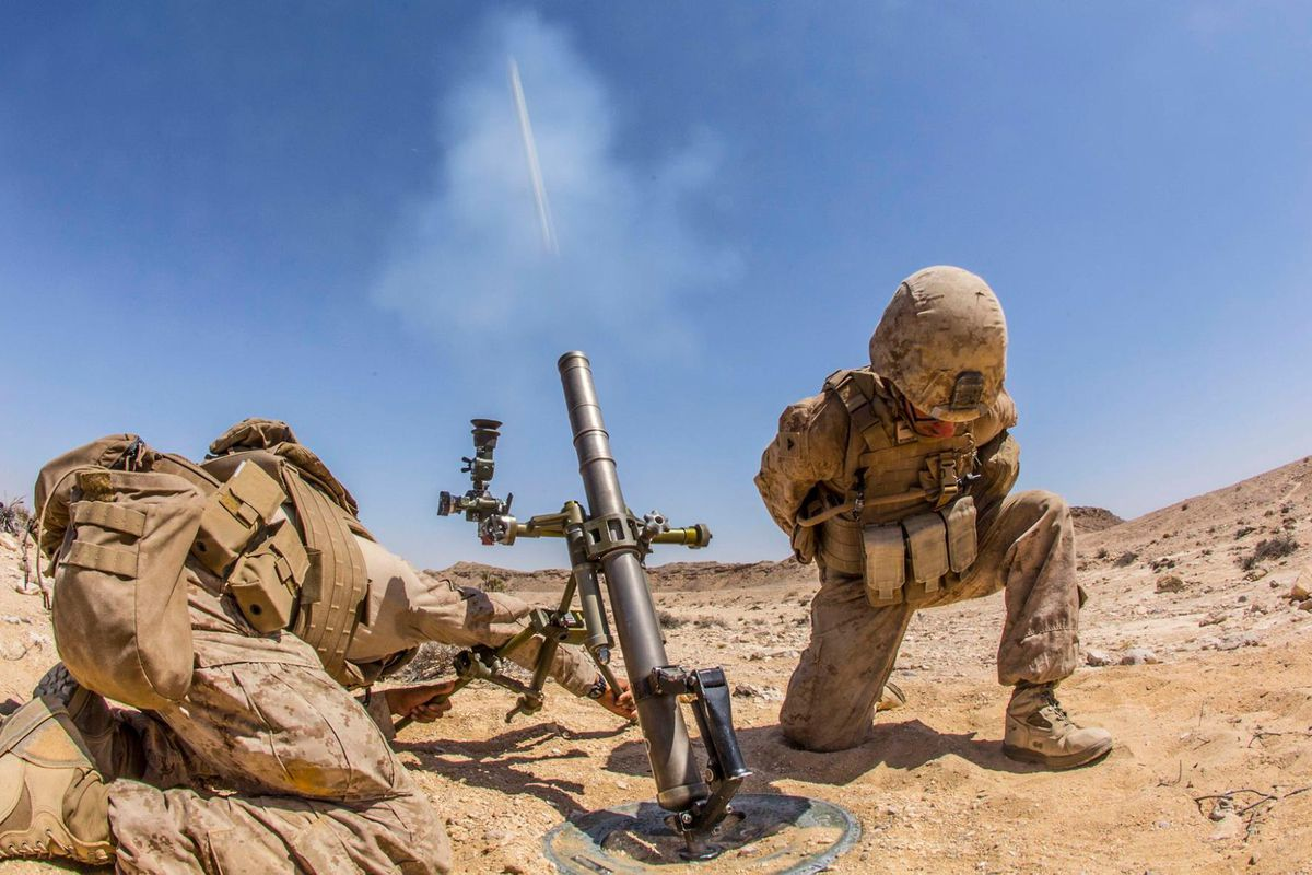Report: Hundreds of Marines Investigated for Allegedly