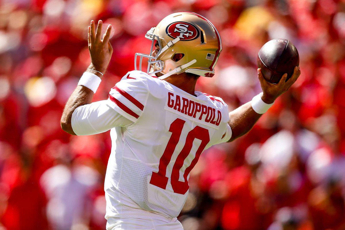 49ers news: 2019 will be the first Pro Bowl selection for Jimmy G