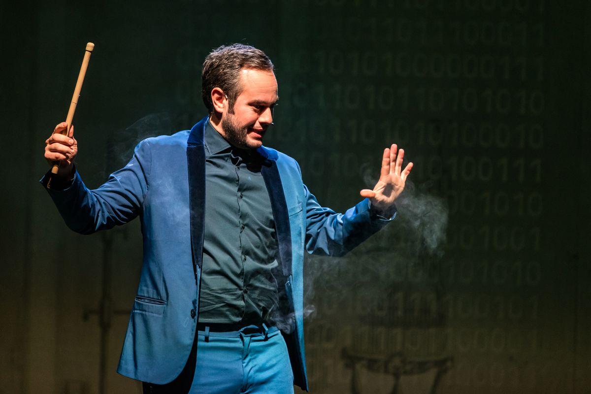 Jorge Blass Presents 'Invencion' In Madrid