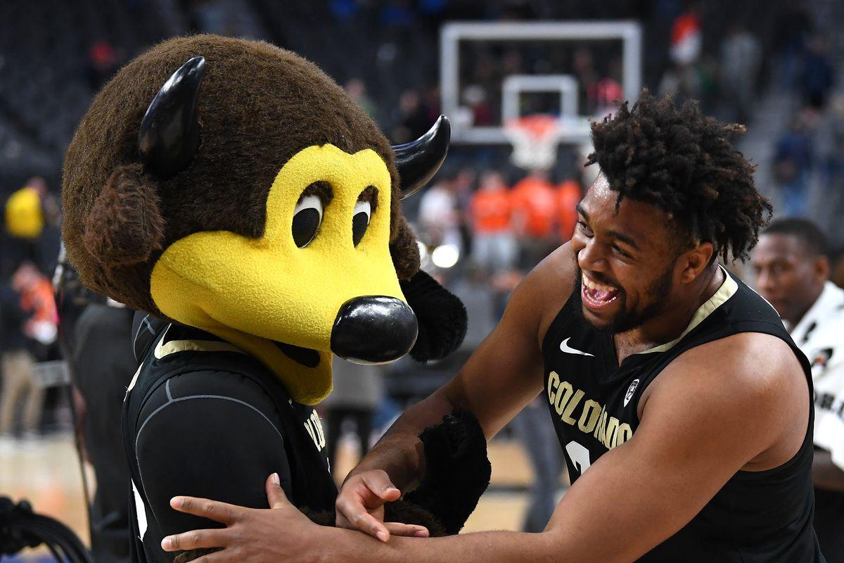 NCAA Basketball: Pac-12 Conference Tournament-Colorado vs Oregon State