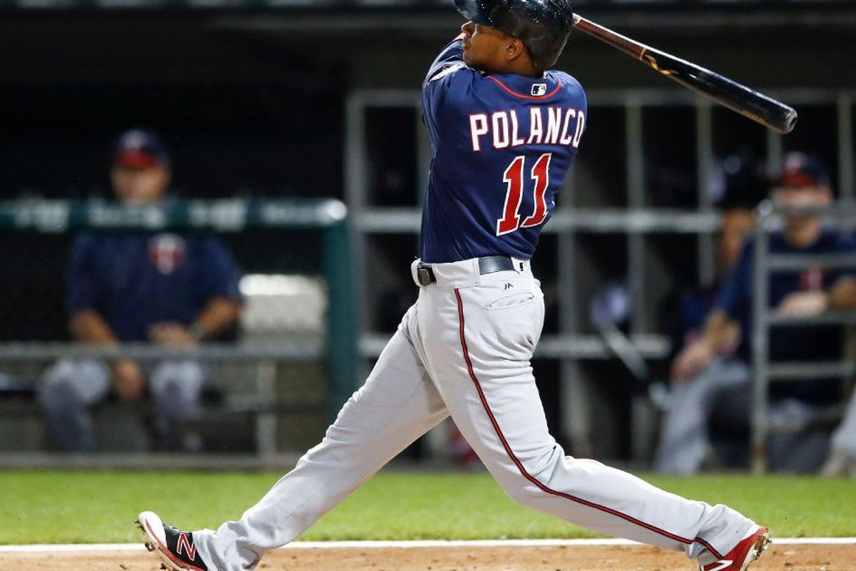 Image result for jorge polanco twins 2019