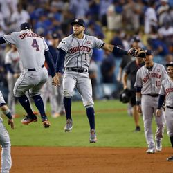 """""""The 2017 World Series Collector's Edition: Houston Astros"""" is a new Blu-ray/DVD set that is now available."""