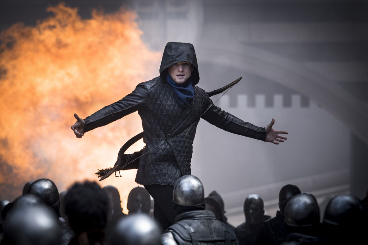 Robin Hood - Taron Edgerton