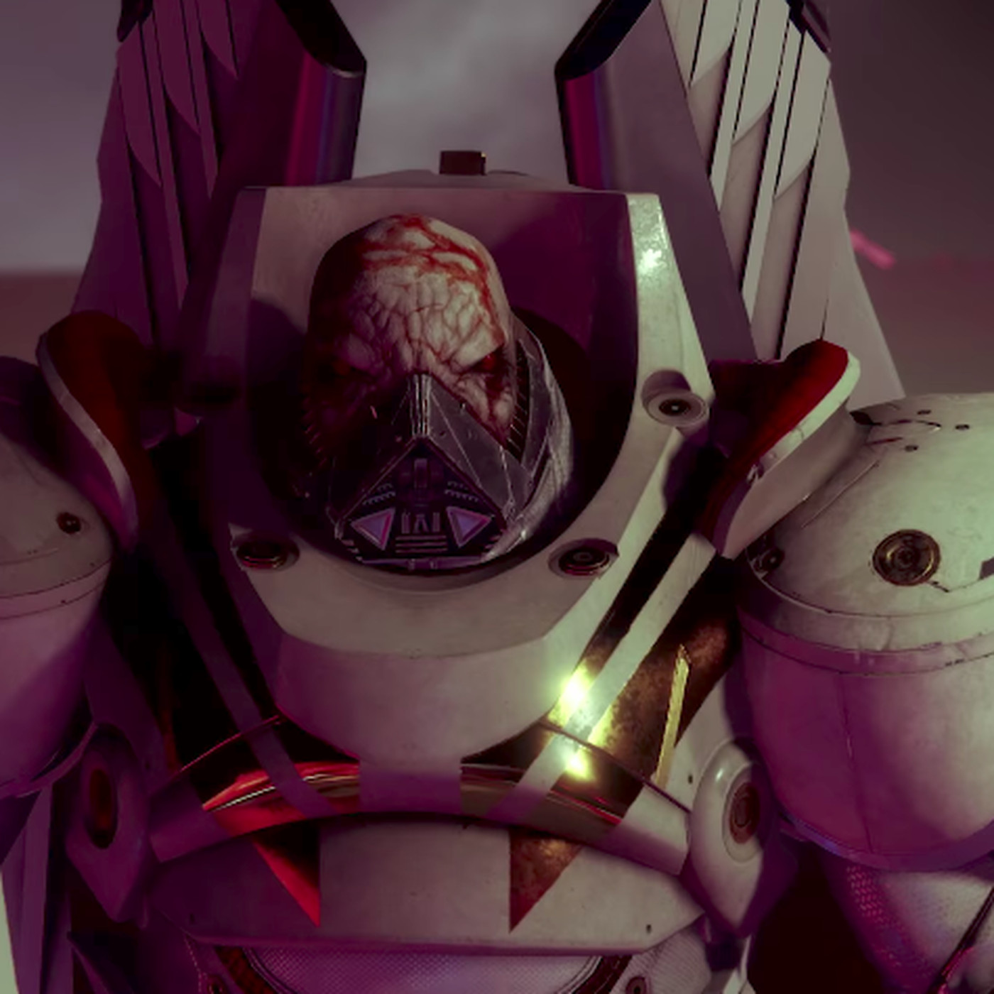 Destiny 2's latest trailer gives us our first glimpse of Ghaul, the