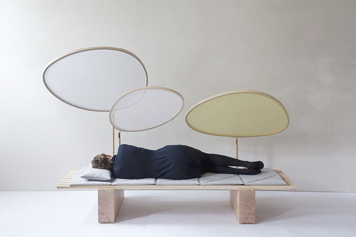A Daybed Designed By Vienna Studio Chmara Rosinke For 2017 Compeion Sponsored Hermès