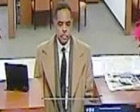 A photo of a man who robbed an MB Financial Bank Jan. 11 in South Chicago. | FBI