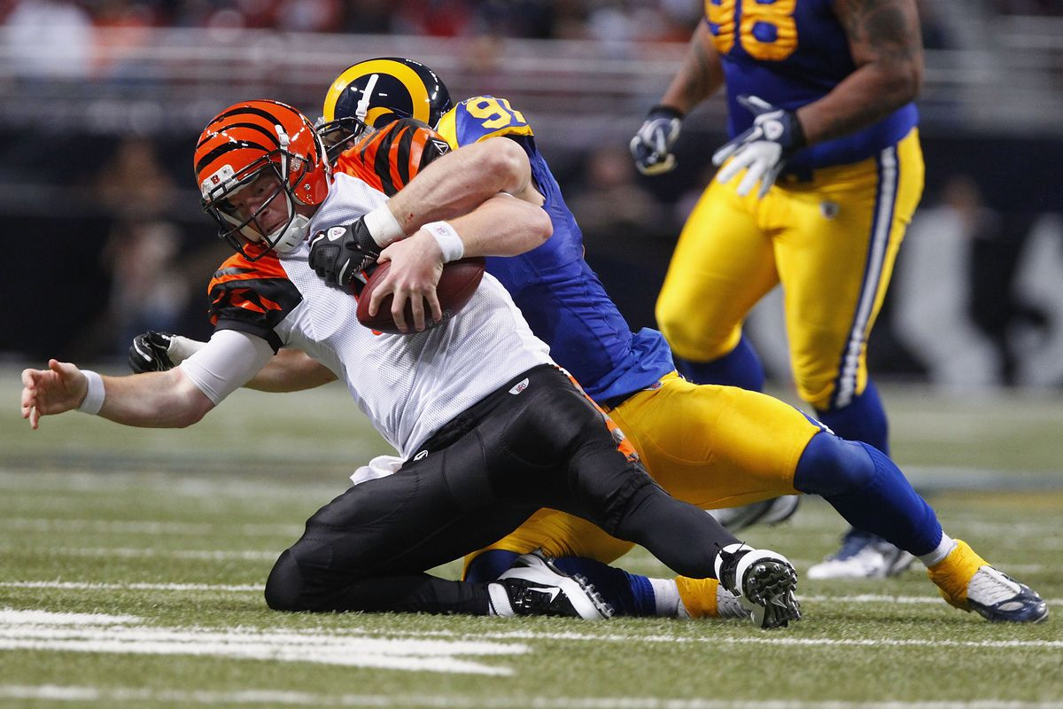 st. louis rams at cincinnati bengals: game time, tv schedule, live