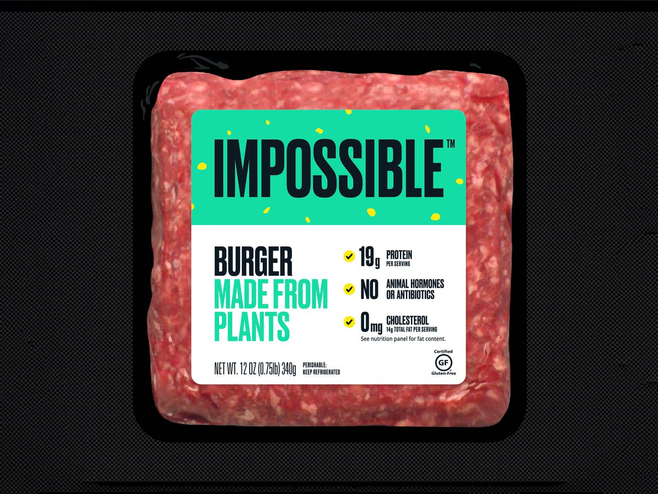 Impossible Burgers in Grocery Stores Mean They