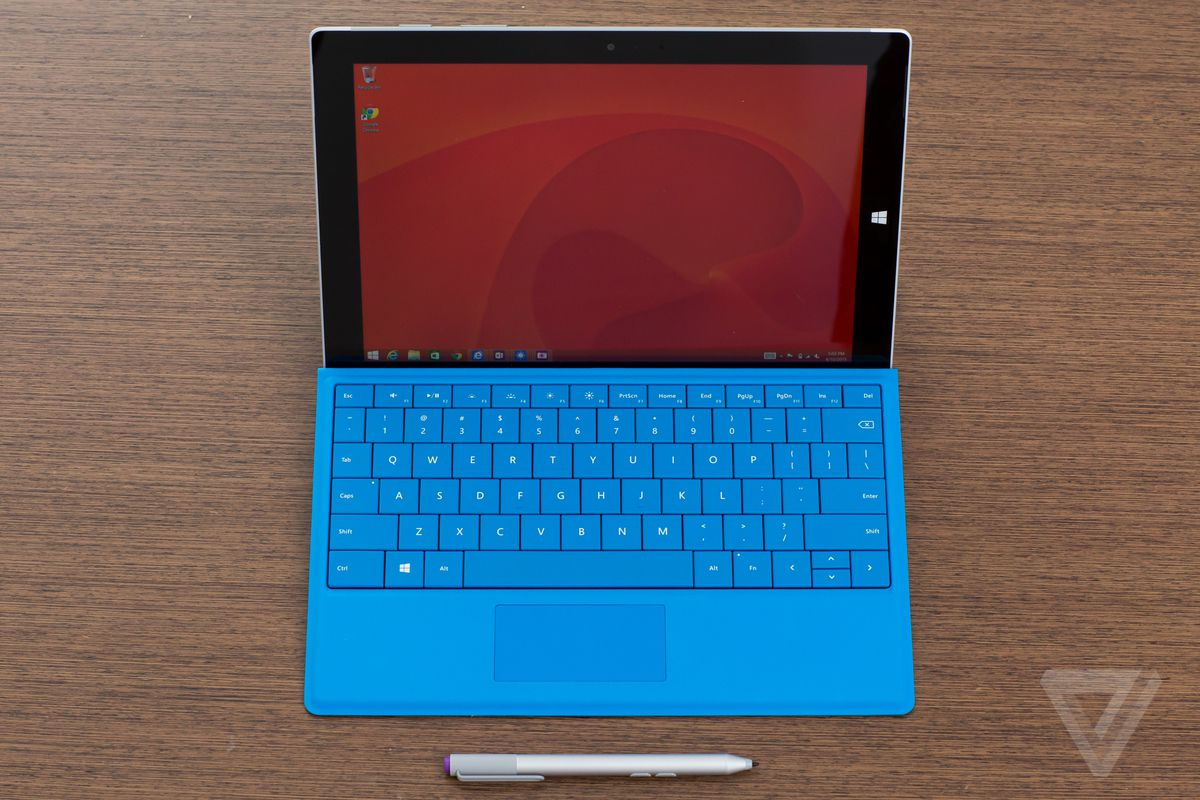 Microsoft's New Surface 3 Tablet Goes On Sale In The Us Today, And The  Software Maker Has A Tradein Offer Ready For Surface Rt And Surface 2  Owners