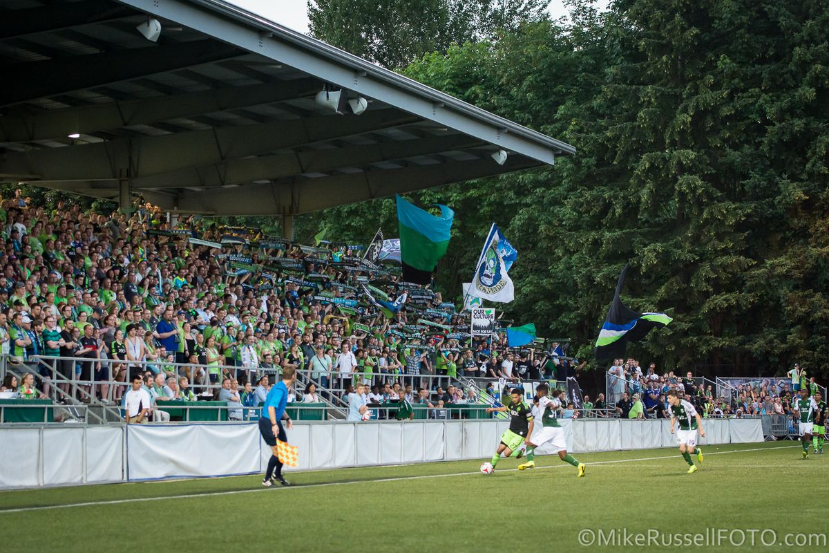 Gallery Photo: USOC: Sounders vs. Timbers: Photos