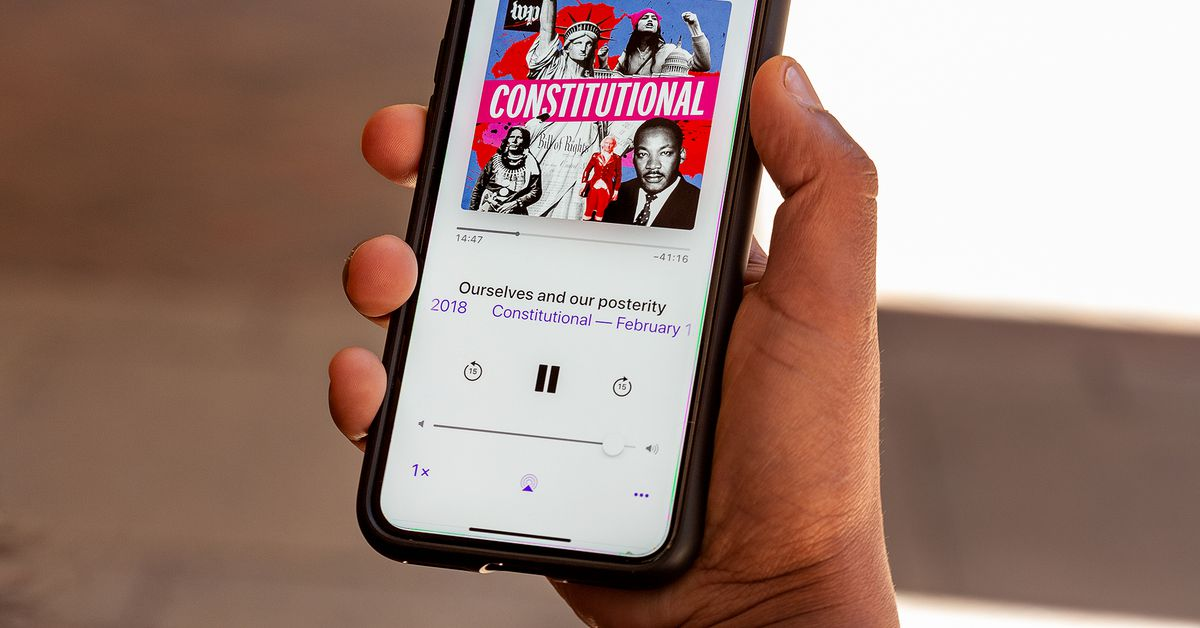 This podcast about the US Constitution puts a human face on the founding document