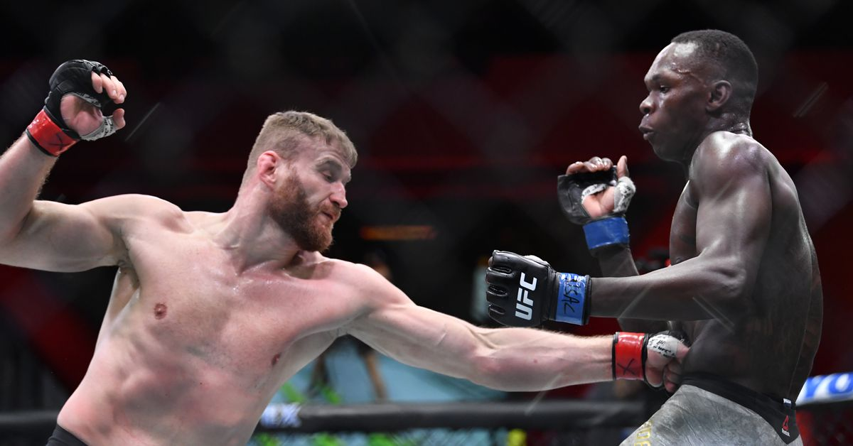 Jan Blachowicz: Israel Adesanya 'going to remember me until the end of his life' for UFC 259 loss