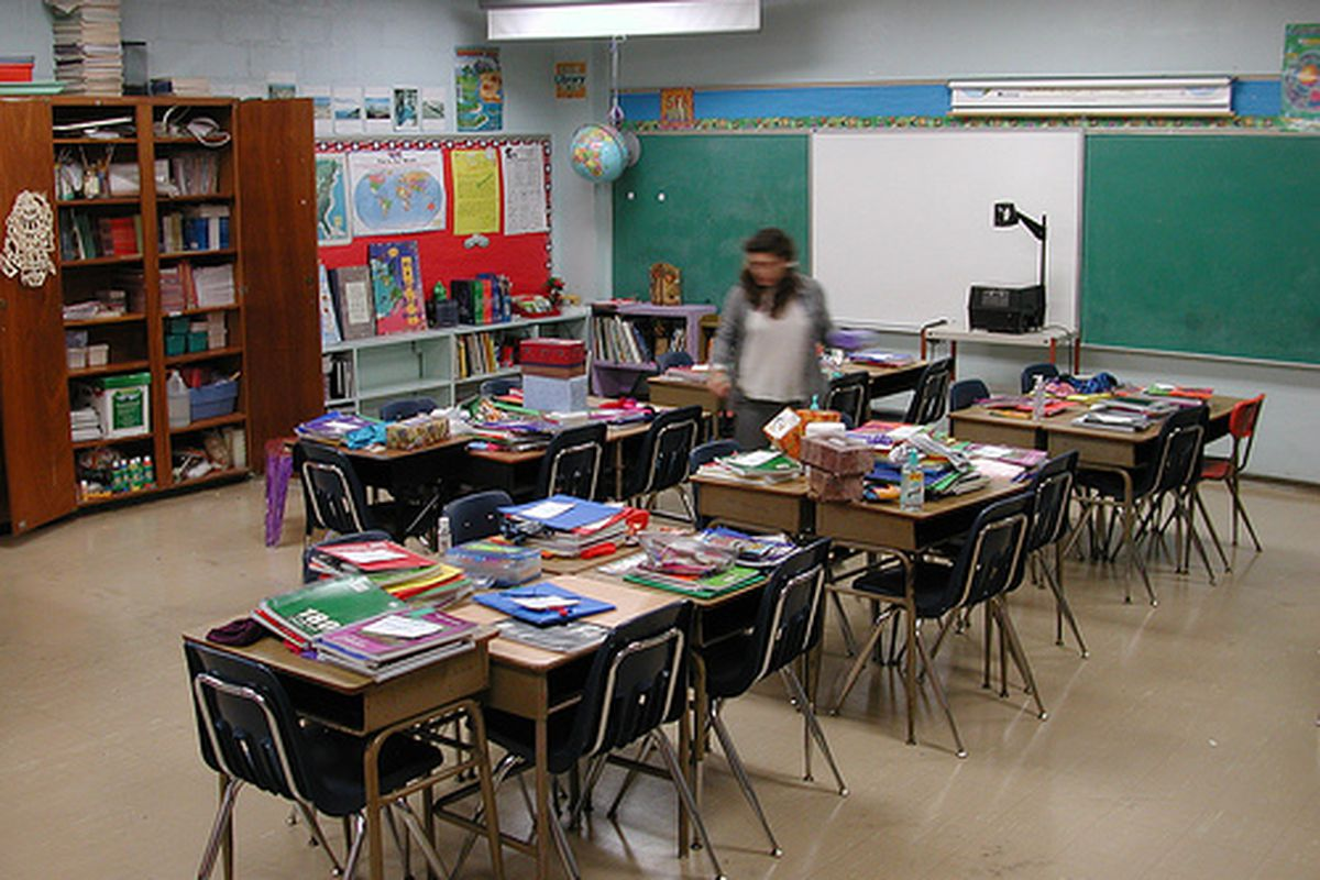 New classroom by ##http://www.flickr.com/photos/editor/##EditorB##.