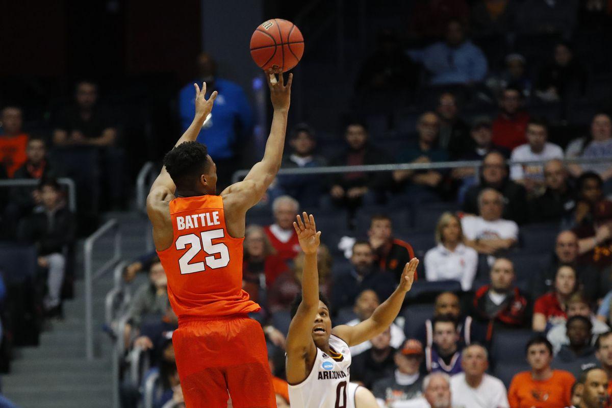 NCAA Basketball: NCAA Tournament First Four-Syracuse vs. Arizona State