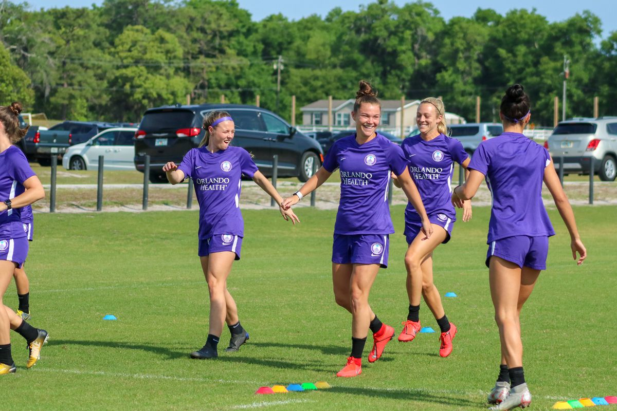 38a36a1819c Orlando Pride 2019 NWSL Preview - The Mane Land