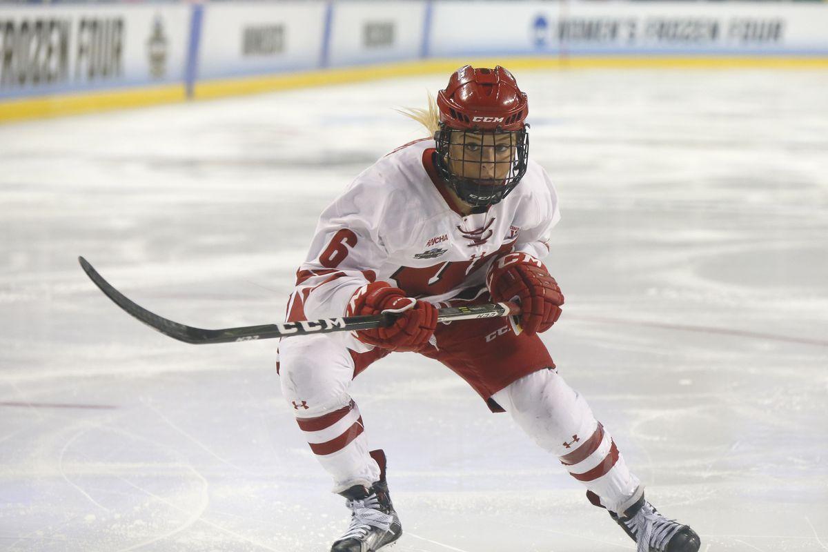2017 NCAA Div I Women's Ice Hockey Championship