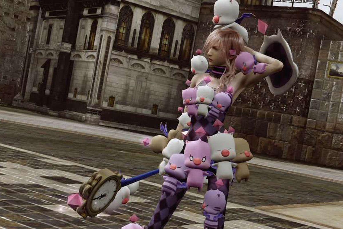 Lightning Returns: Final Fantasy XIII render