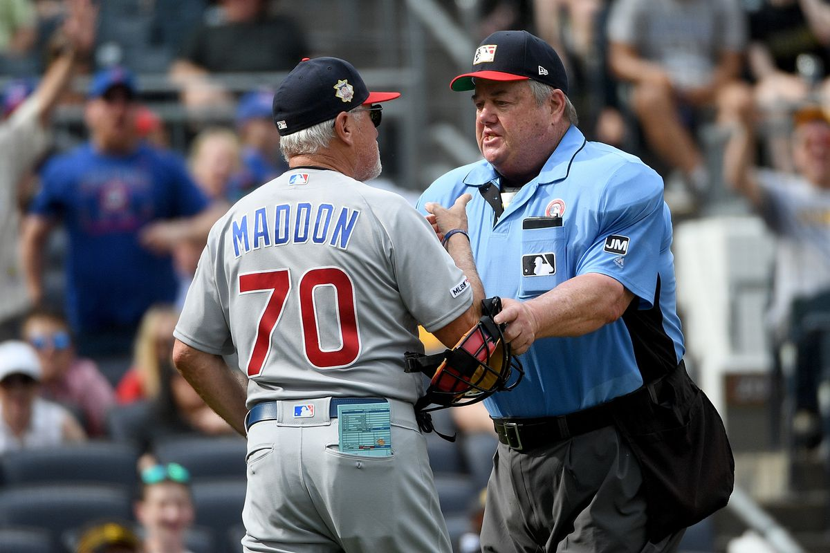 Why firing Cubs' Joe Maddon would stink — and be understandable