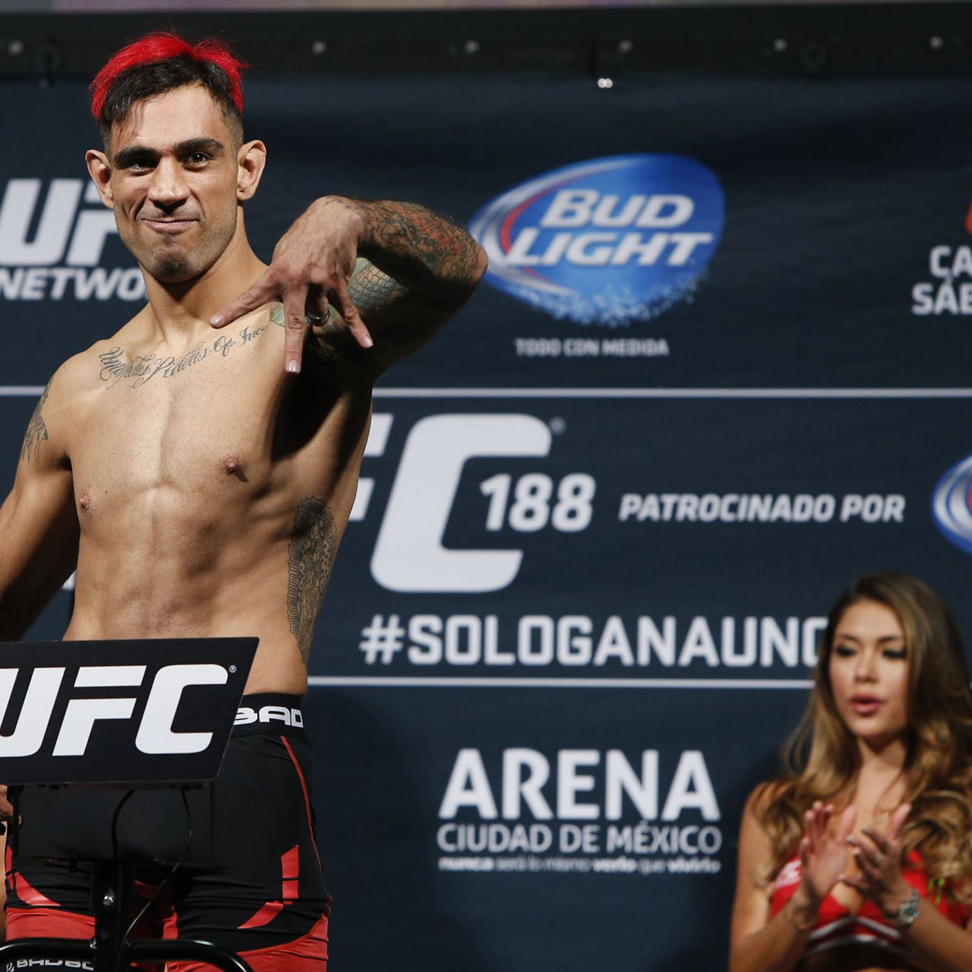 USADA won't sanction UFC's Augusto Montano for testing