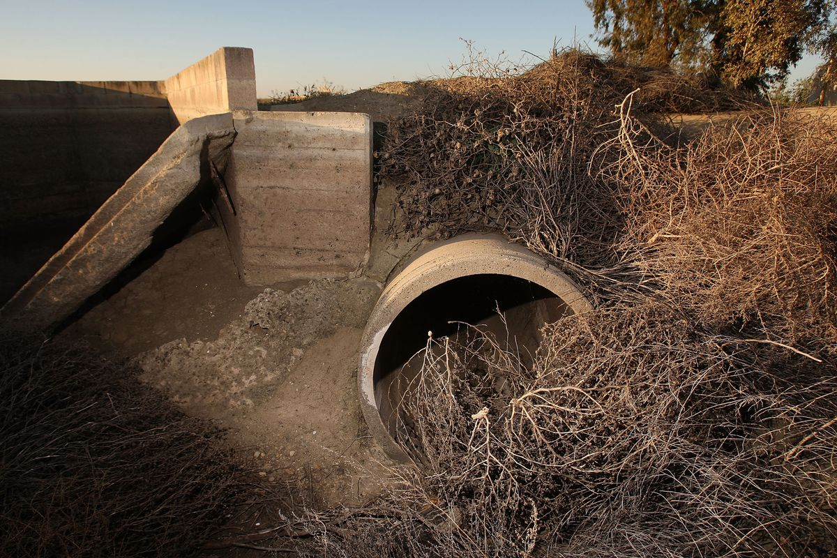California's Fertile Central Valley Suffers From Statewide Drought