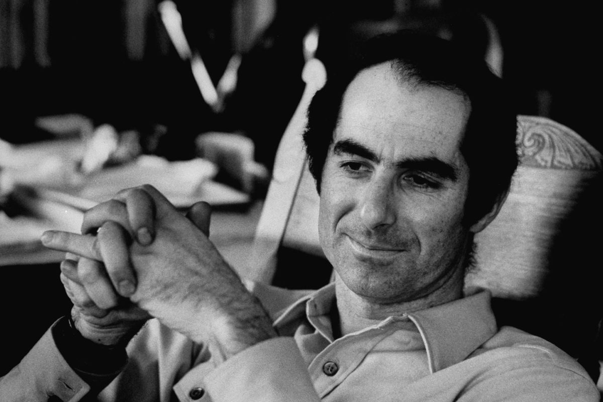 Bob Peterson The Life Images Collection Getty Images Novelist Philip Roth