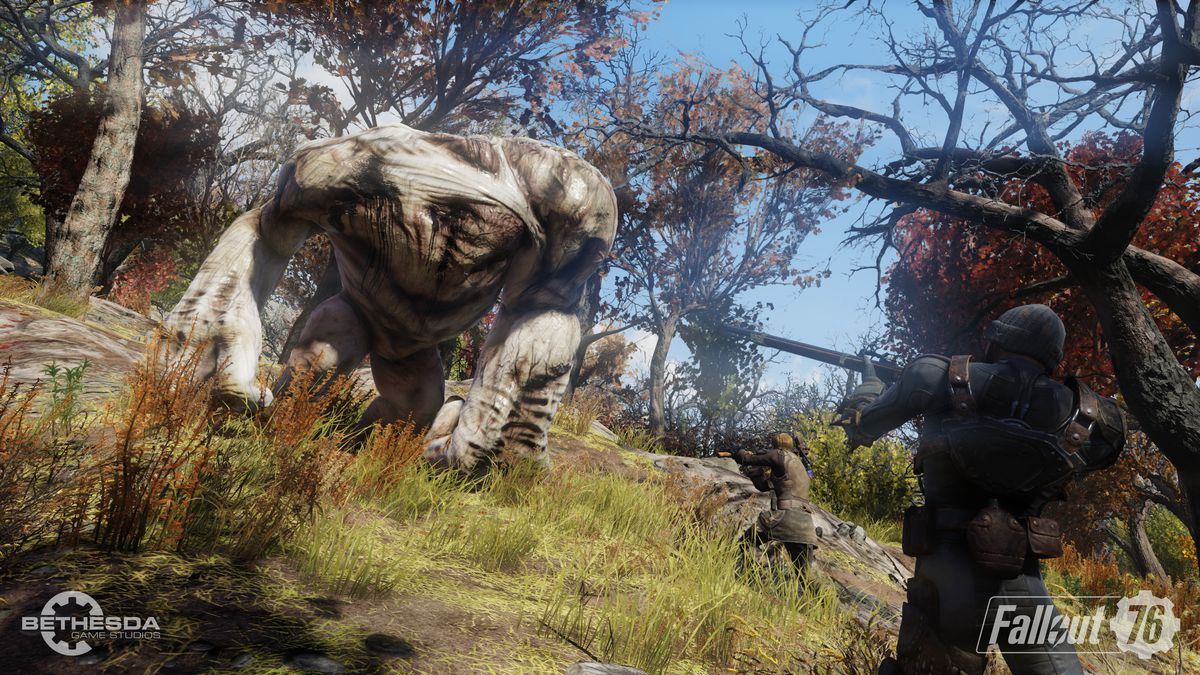 Fallout 76 beta - Grafton