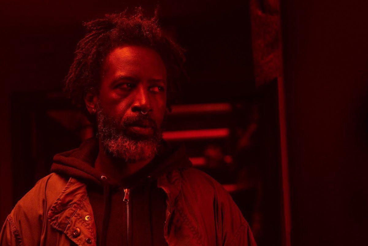 Saul Williams as Akilla Brown in Akilla's Escape