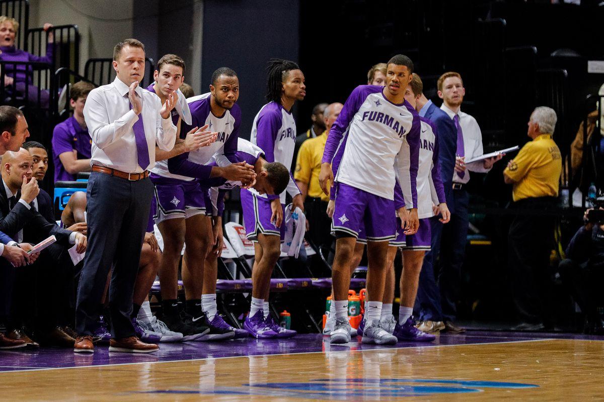 NCAA Basketball: Furman at Louisiana State
