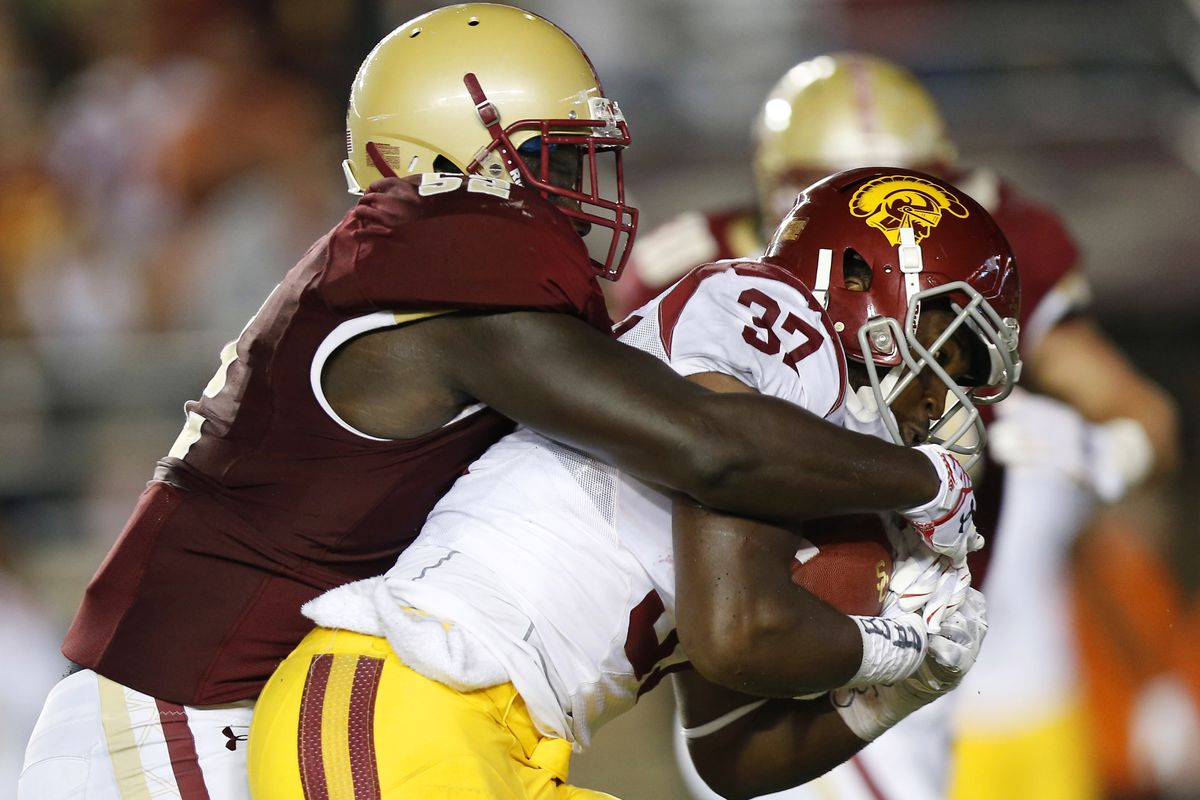 After an up and down couple of weeks, the Trojans have some work to do over the bye week