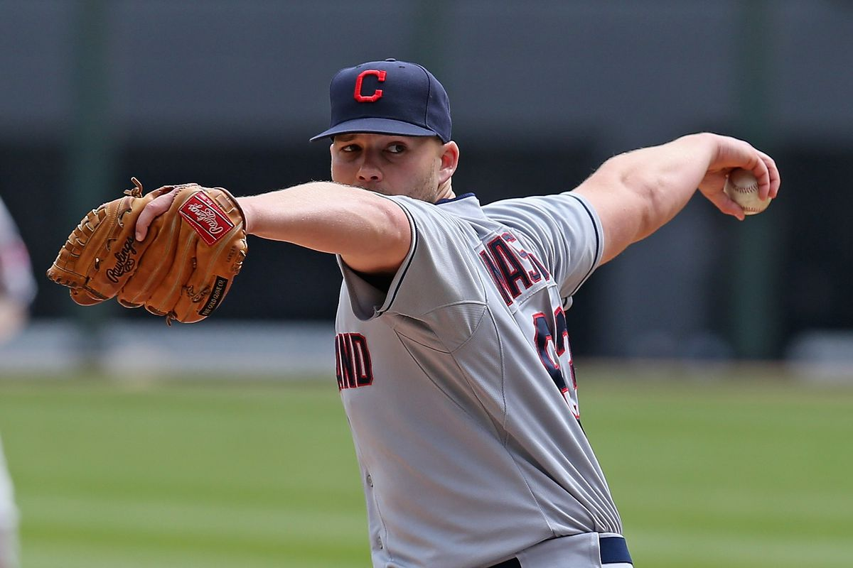 Justin Masterson's start was the latest in a string of short outings.