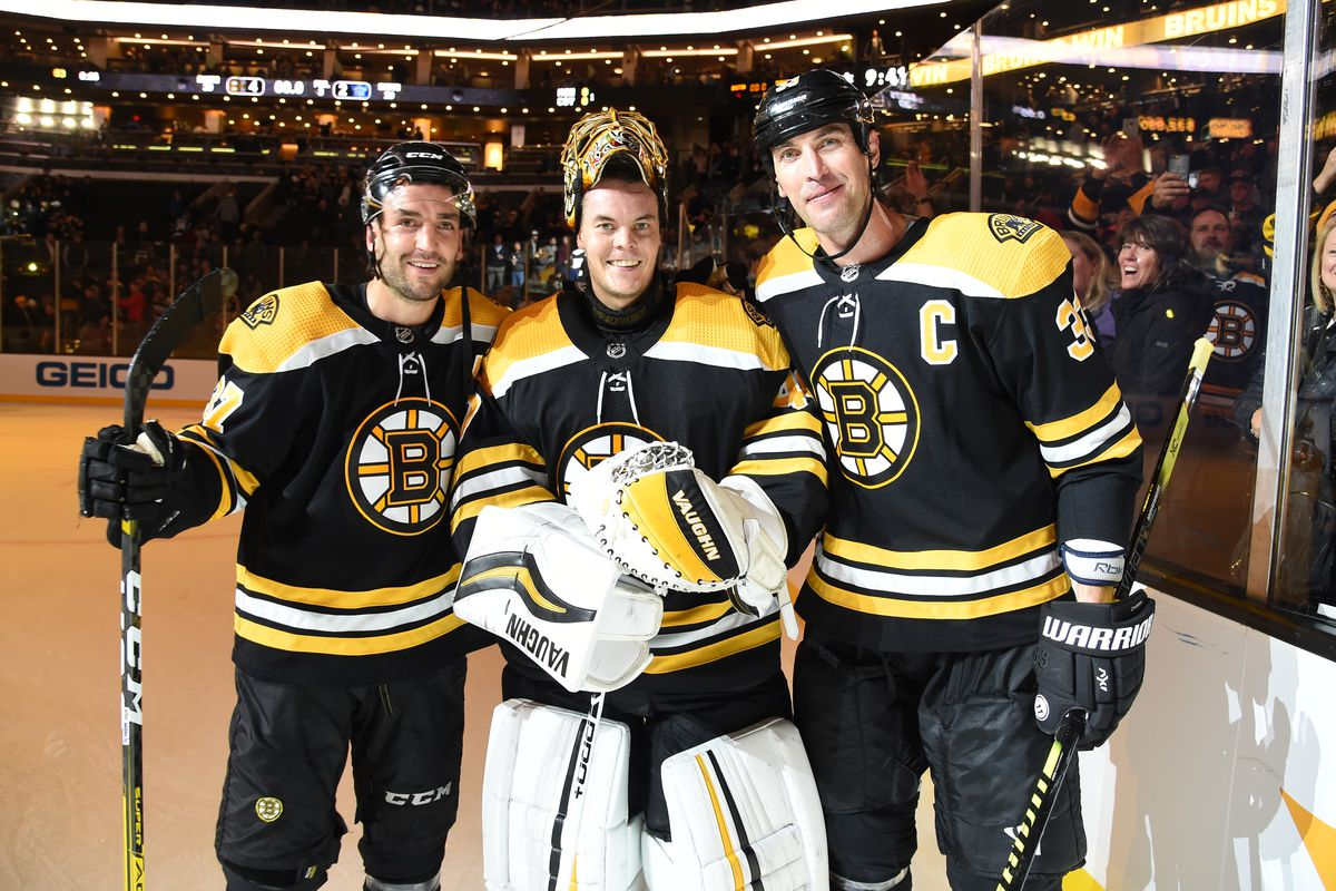 Who Are The Top 10 Bruins Of The 2010s Stanley Cup Of Chowder