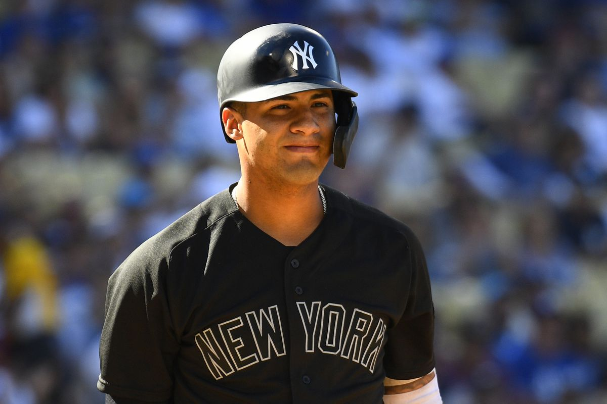 MLB: AUG 25 Yankees at Dodgers